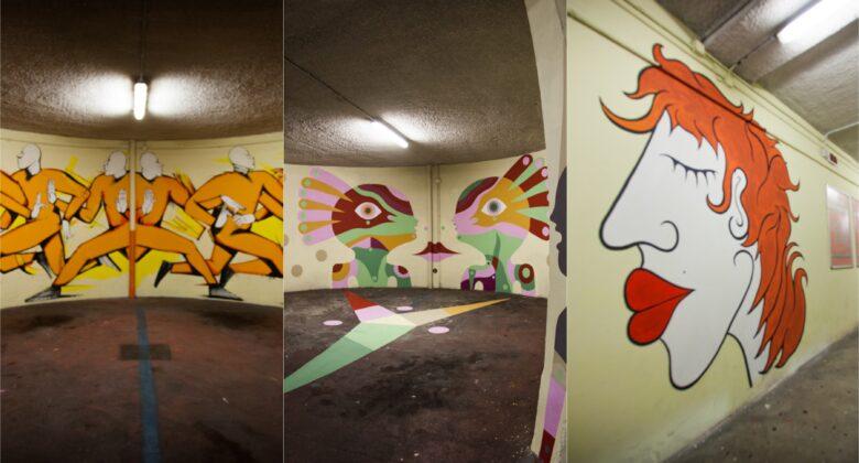 ArtParking – Run, Gio Pistone, Yapwilli